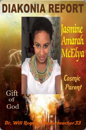 Book Cover Jasmine