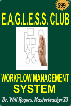 EAGLESS WORKFLOW MANAGEMENT BOOK COVER
