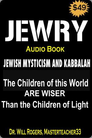 Jewish Mysticism Book Cover