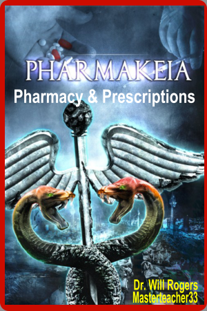 Pharmakeia Book Cover