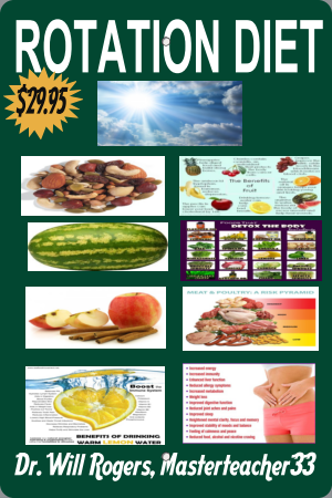 ROTATION DIET BOOK COVER