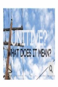 THE UNITIVE STATE  1a